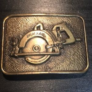 Skil Saw belt buckle